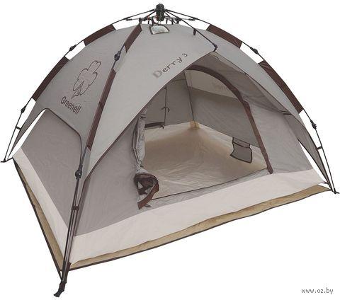 """Палатка самораскладывающаяся """"Дерри 3"""" — фото, картинка"""