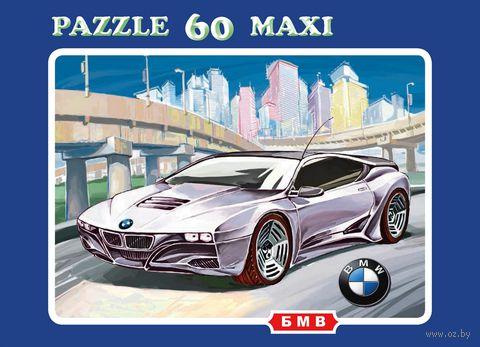 """Пазл maxi """"БМВ"""" (60 элементов) — фото, картинка"""