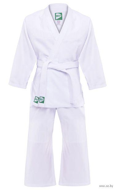 Кимоно для дзюдо MA-302 (р. 1/140; белое) — фото, картинка