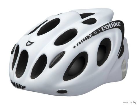 """Шлем велосипедный """"Kompakt'o"""" (S; белый) — фото, картинка"""