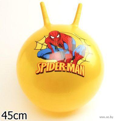 """Мяч """"Человек-паук"""" (с рожками; 45 см)"""
