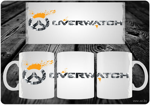 "Кружка ""Overwatch"" (art.90)"