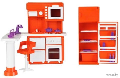 """Набор мебели для кукол """"Конфетти. Кухня"""" — фото, картинка"""