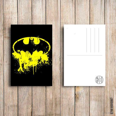 "Открытка ""Бэтмен"" (арт. 067) — фото, картинка"