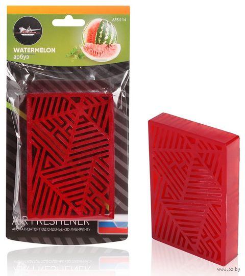 """Ароматизатор """"3D-лабиринт"""" (арбузная свежесть; арт. AFSI114) — фото, картинка"""