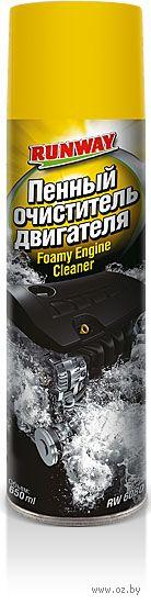 Пенный очиститель двигателя (650 мл; арт. RW6080) — фото, картинка