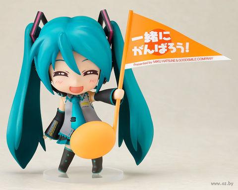 "Фигурка ""Hatsune Miku: Cheerful ver."" (10 см)"