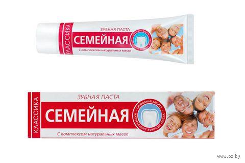 """Зубная паста """"Семейная"""" (70 мл)"""