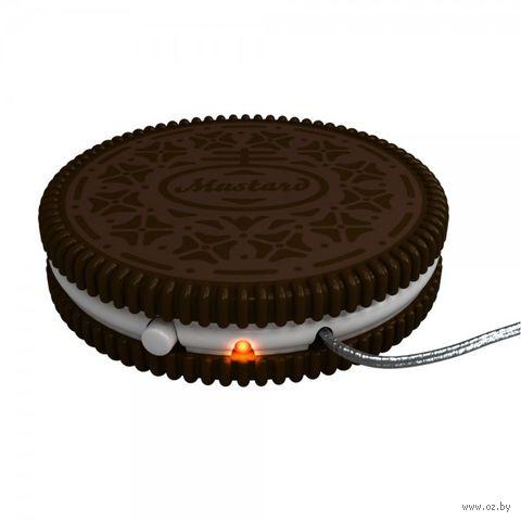 """USB-подогреватель напитков """"Hot Cookie"""" (шоколадный)"""