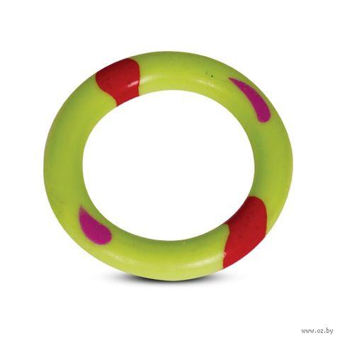 """Игрушка для собак """"Кольцо"""" (6 см) — фото, картинка"""