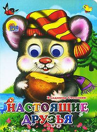 Настоящие друзья. Владимир Степанов