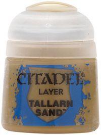 Paint Pots: Tallarn Sand 12ml (22-34)