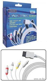 Аксессуар Wii кабель S-Video Cable
