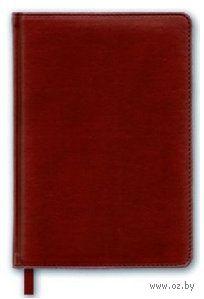 """Ежедневник недатированный """"Виннер"""" (А5, 320 страниц, коричневый) — фото, картинка"""
