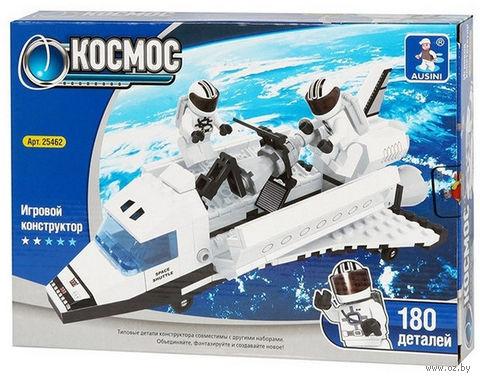 """Конструктор """"Космос. Шаттл"""" (180 деталей) — фото, картинка"""