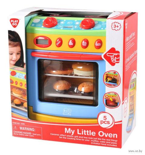 """Игровой набор """"Кухонная плита"""" (со световыми и звуковыми эффектами; арт. 3208) — фото, картинка"""