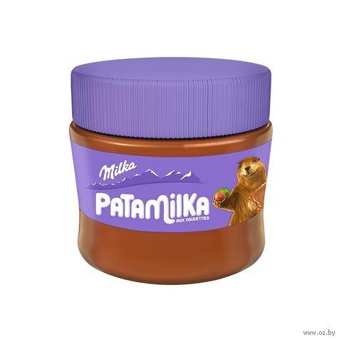 "Паста шоколадно-ореховая ""Milka. Patamilka"" (240 г) — фото, картинка"