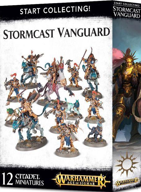 Warhammer Age of Sigmar. Stormcast Eternals. Stormcast Vanguard. Start Collecting (70-87) — фото, картинка