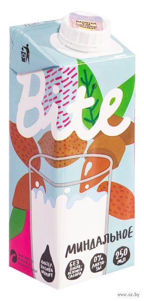 """Молоко растительное """"Take a Bite. Миндальное"""" (1 л) — фото, картинка"""