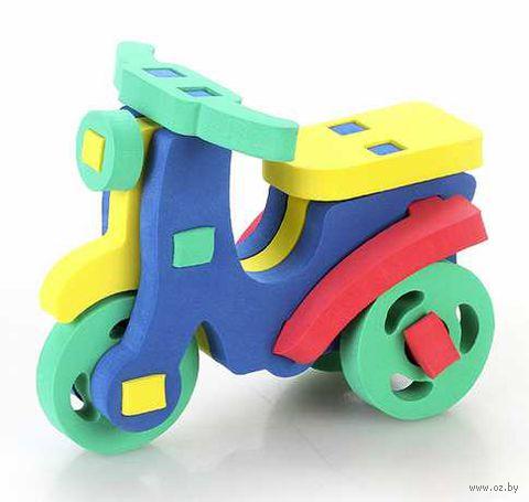 """Развивающая игрушка """"Мотороллер"""""""