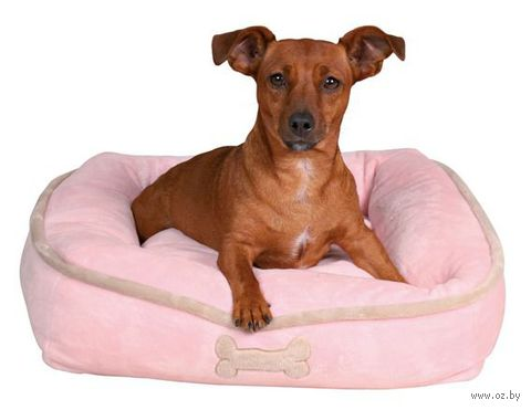 "Лежак для собаки ""Barby"" (50х50 см; арт. 37707)"