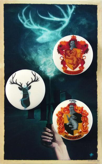 """Набор значков """"Гарри Поттер"""" (арт. 338)"""