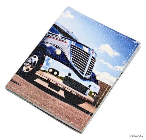 Обложка на автодокументы (арт. A1-17-408) — фото, картинка