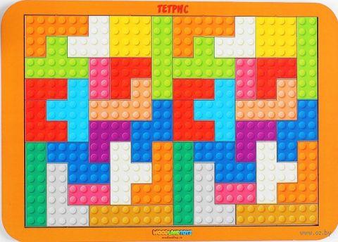 """Развивающая игрушка """"Тетрис. Лего"""" — фото, картинка"""