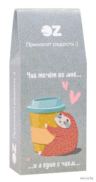 """Чай зеленый листовой """"Един с чаем"""" (50 г) — фото, картинка"""