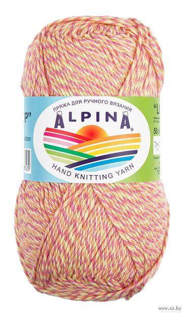 "Пряжа ""ALPINA. Lollipop №07"" (50 г; 175 м; меланж) — фото, картинка"