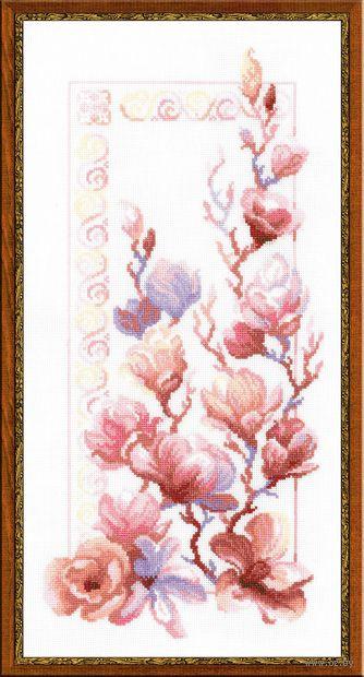"""Вышивка крестом """"Магнолии"""" (арт. 1278)"""