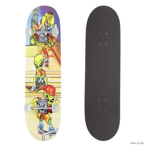 Скейтборд (арт.  HB081)