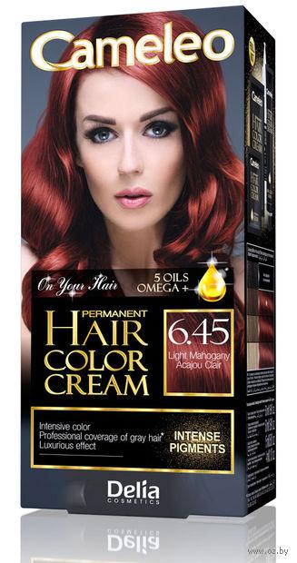 "Крем-краска для волос ""Cameleo"" (тон: 6.45, светлый махагон) — фото, картинка"