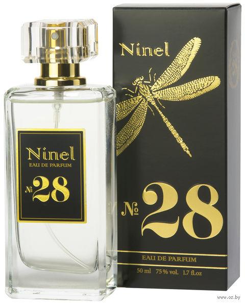 """Парфюмерная вода для женщин """"Ninel №28"""" (50 мл) — фото, картинка"""