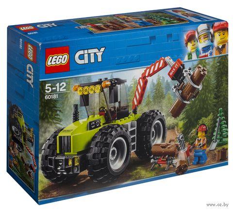 """LEGO City """"Лесной трактор"""" — фото, картинка"""