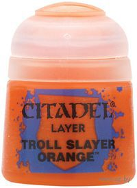Paint Pots: Troll Slayer Orange 12ml (22-03)