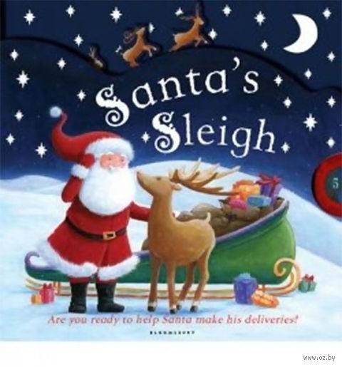 Santa`s Sleigh. Кэтрин Смит