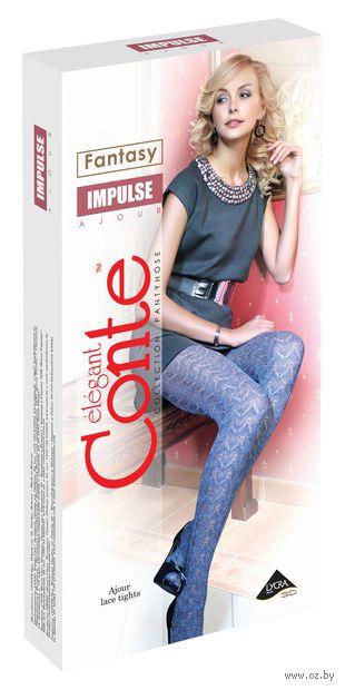 """Колготки женские фантазийные """"Conte. Impulse"""""""
