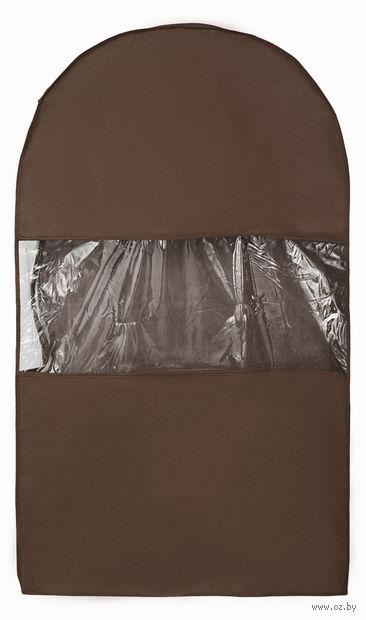 """Чехол для одежды """"Brauny"""" (100х60х20 см) — фото, картинка"""