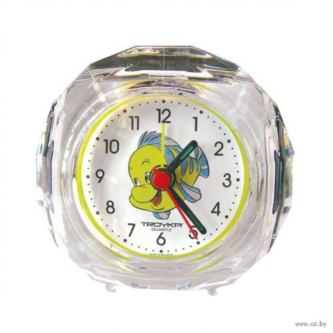 Часы настольные (6,5х6,5 см; арт. 02.015) — фото, картинка