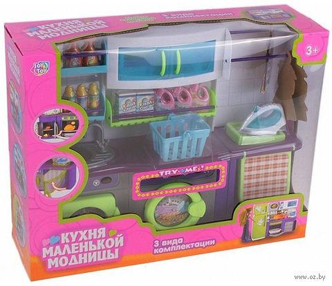 """Игровой набор """"Кухня маленькой модницы"""" (арт. Д39887) — фото, картинка"""