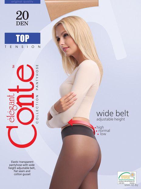"""Колготки женские классические """"Conte. Top 20"""""""