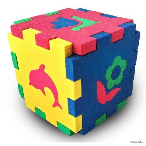 """Сортер """"Кубик. Силуэты"""""""