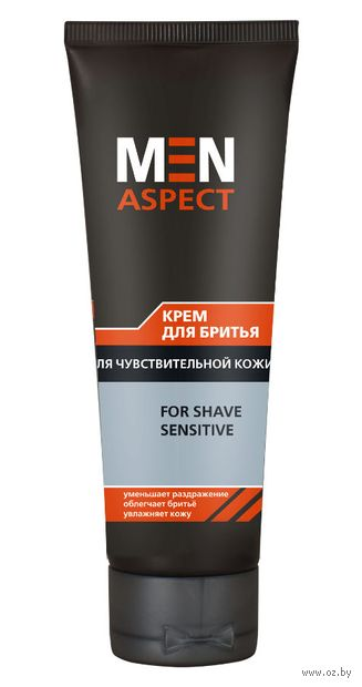 """Крем для бритья """"Для чувствительной кожи"""" (85 г) — фото, картинка"""
