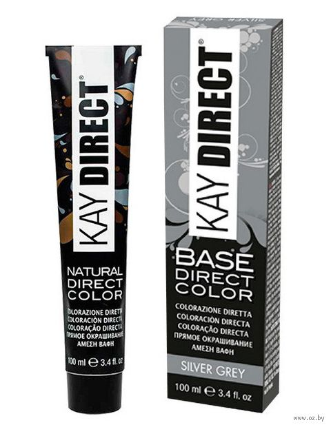 """Краситель для волос """"Прямого действия. Kay Direct"""" тон: серебристый блондин — фото, картинка"""