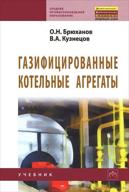 Газифицированные котельные агрегаты. Олег Брюханов, Вячеслав Кузнецов