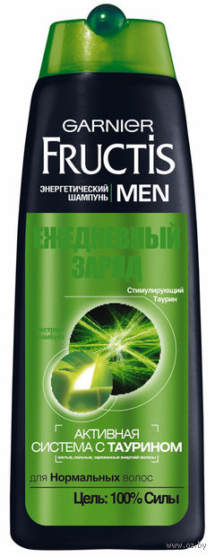 """Шампунь для волос """"Ежедневный заряд"""" (250 мл)"""