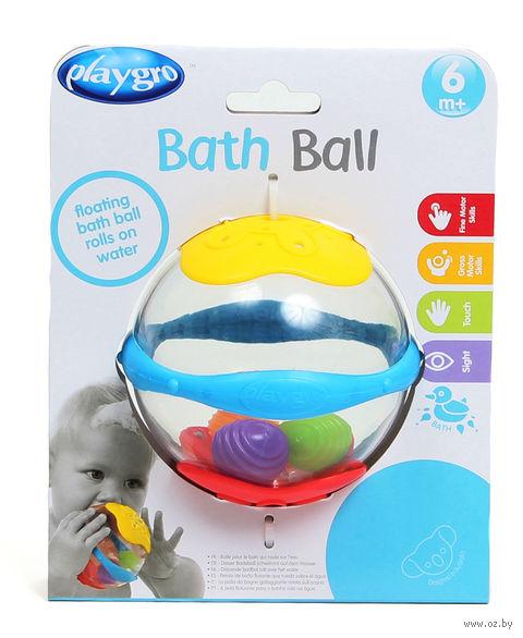 "Игрушка для купания ""Мячик"" — фото, картинка"