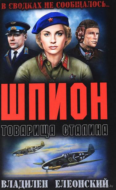Шпион товарища Сталина — фото, картинка