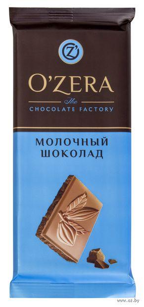 "Шоколад молочный ""O'Zera"" (90 г) — фото, картинка"